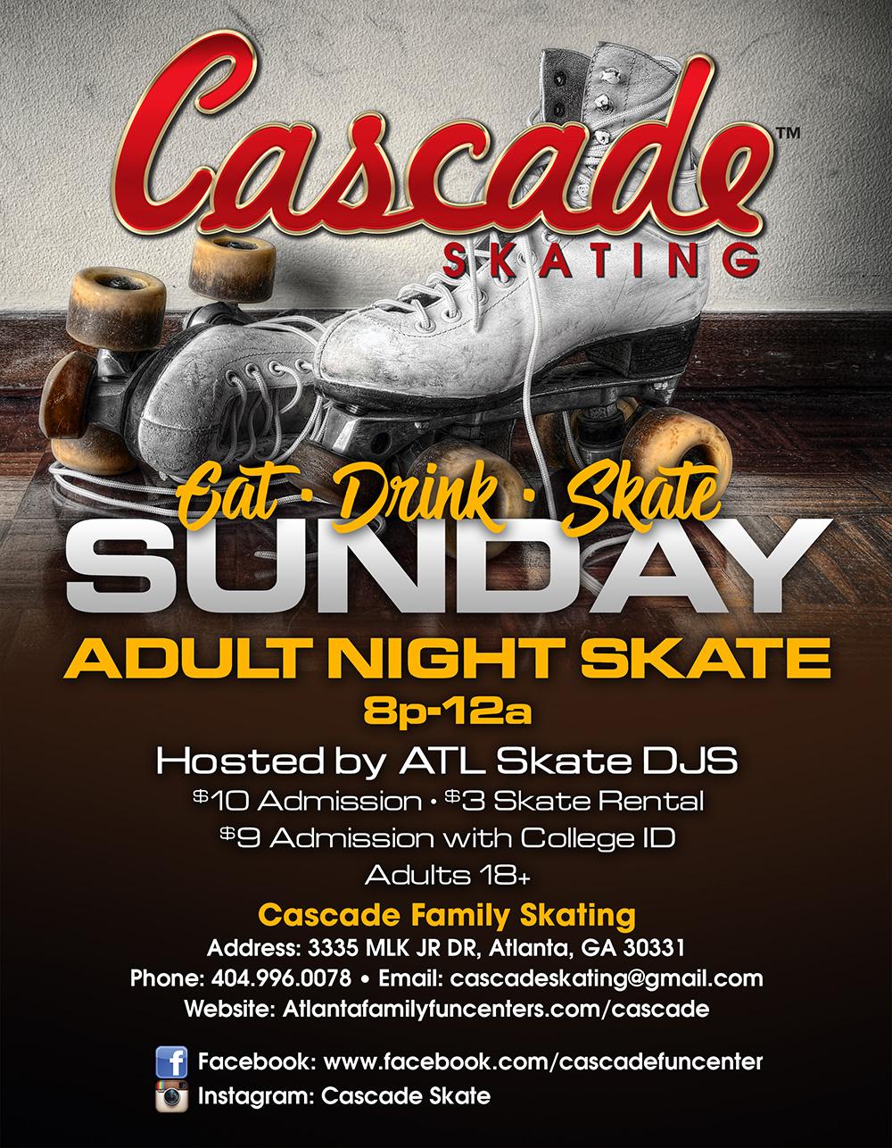 Sunday Night Skating