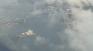 Sydney Harbor from the Sky