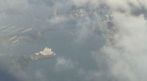 Sydney Harbor from the Sky