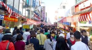 Kawagoe Matsuri Crowd