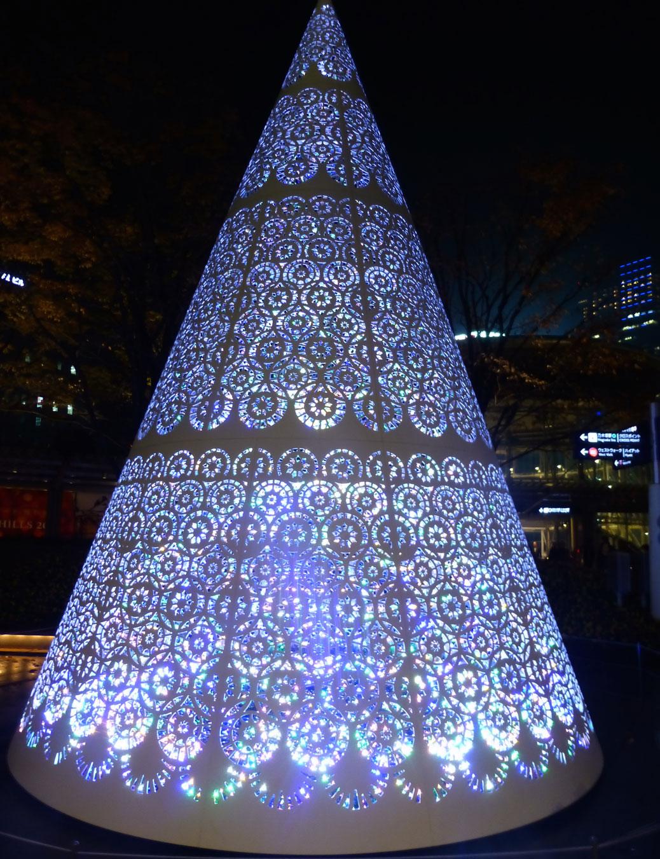 Roppongi Metal Tree