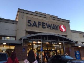 Oh, Safeway.
