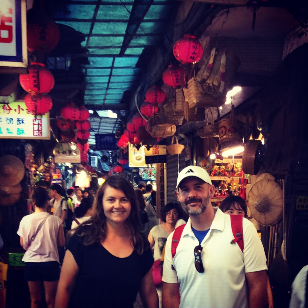 """The cobblestone alleyways of Jiufen Old Street, a gold rush town in the late1800s that is now a hot spot for tourists. The site is also said to be a major inspiration for the street scenes in the Miyazaki film """"Spirited Away."""""""