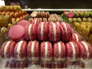 Macarons at Pierre Hermé