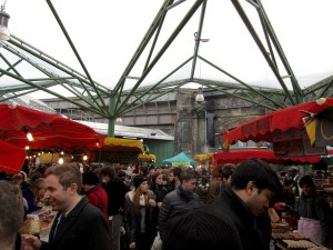 The historic Borough Market.