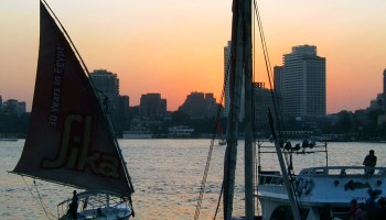 Cairo at Night: The Ancient City After Dark - Cascadian Abroad