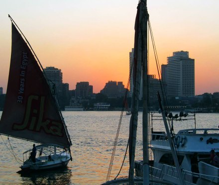 Felucca Cruise on the Nile River
