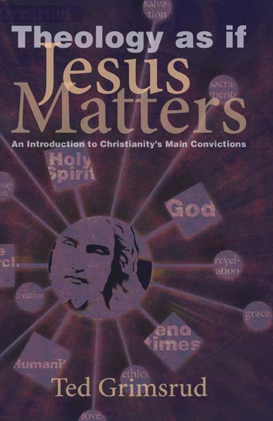 THEOLOGY AS IF JESUS MATTERS Cover
