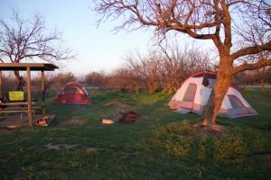 Lake Arrowhead Camp Site