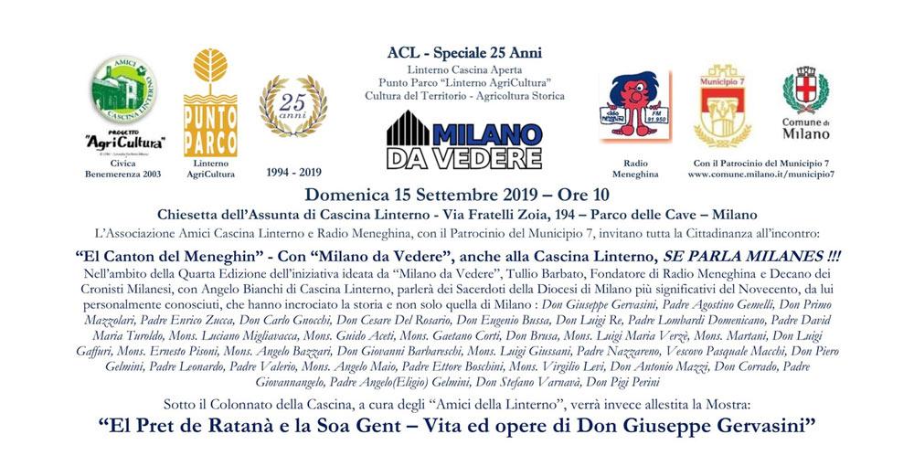 """15 settembre: """"Milano da Vedere"""""""