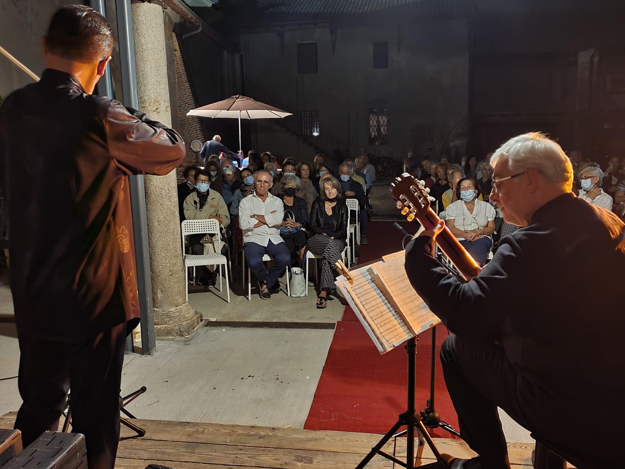 """Per """"Serate Musicali"""" il Duo Nuevo – En Tanguistique (La Cronaca)"""
