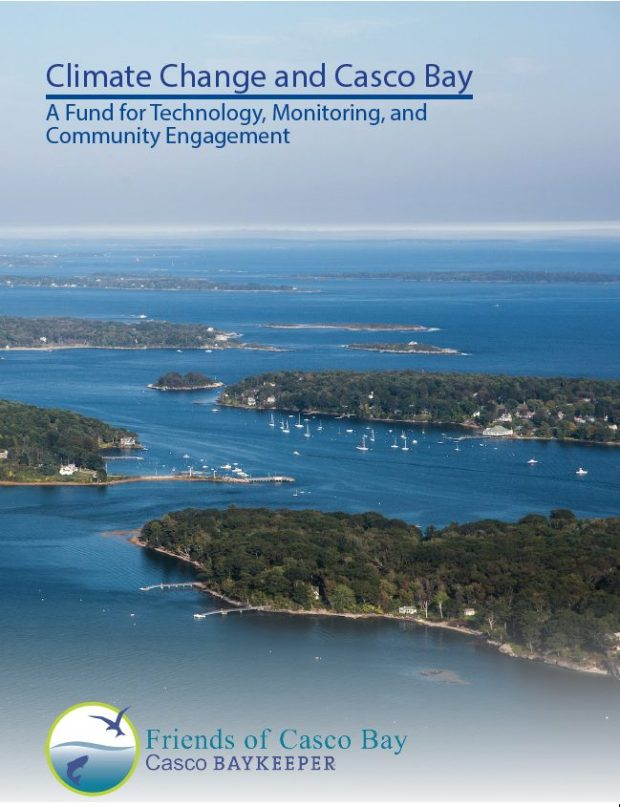 Launch of Climate Change and Casco Bay Fund