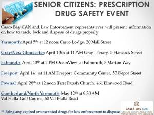 All Events Prescription Drug Safety For Seniors 2016