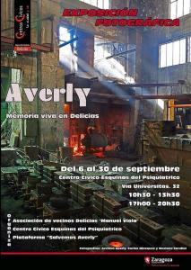 Exposición sobre Averly