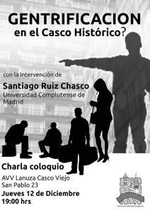 ¿Gentrificación en el Casco Histórico de Zaragoza?