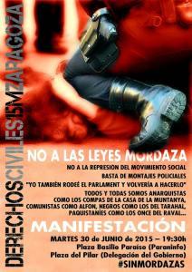 SinMordazas / Zaragoza