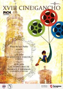 Cine con gancho - Plaza San Pablo