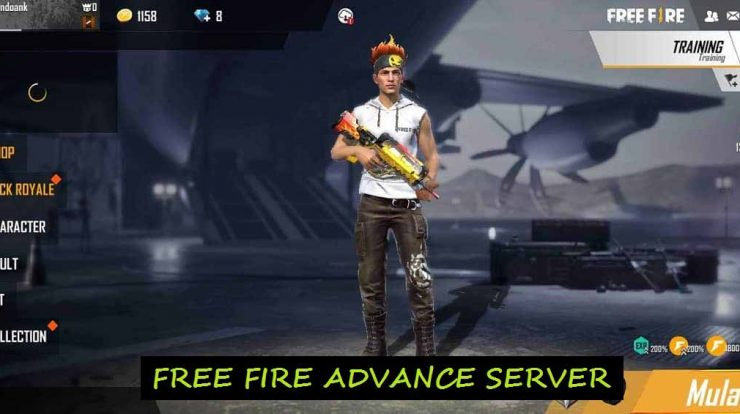 Download Free Fire (FF) Advance Server Terbaru 2020