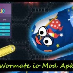 Wormate io Mod Apk Unlimited Money & Unlock All Skin