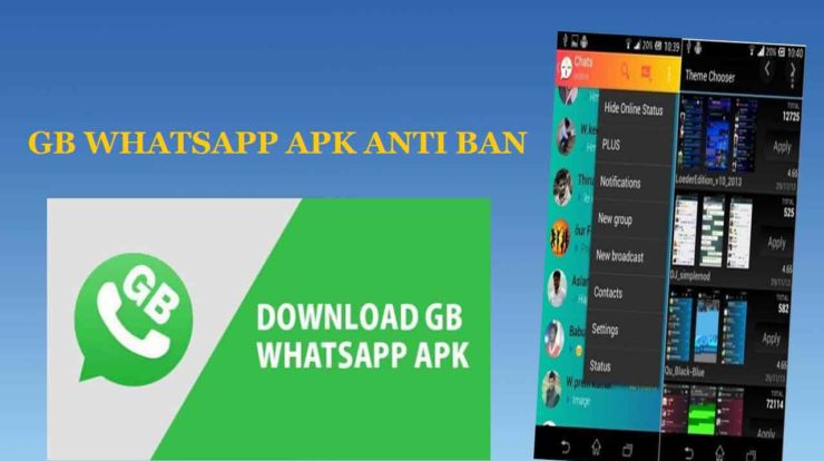 Gb Whatsapp Mod Apk Pro Versi Terbaru 2020 Anti Banned