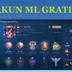 50+ Akun ML Gratis Sultan Full Skin Terbaru November 2020