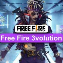 Download Free Fire (FF) 3volution Apk Versi Terbaru 2020