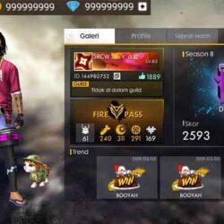 FF Free Fire Mod Apk Unlimited DiamondTerbaru 2020