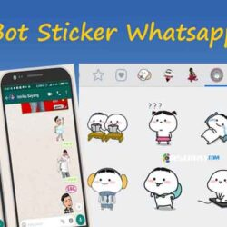 Nomor Bot Sticker WA + Download Sticker Whatsapp Versi Terbaru 2020