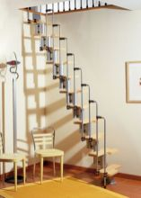 space saving staircase designs, staricase, space saving