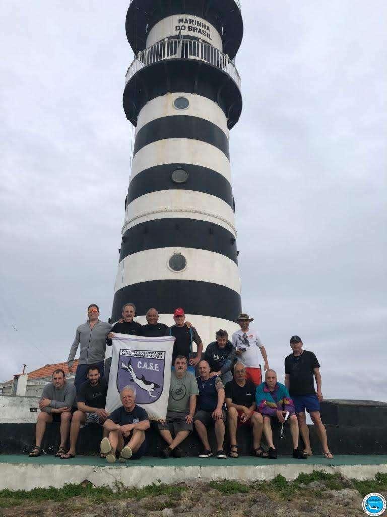 Viajando a bucear en las aguas brasileiras 25