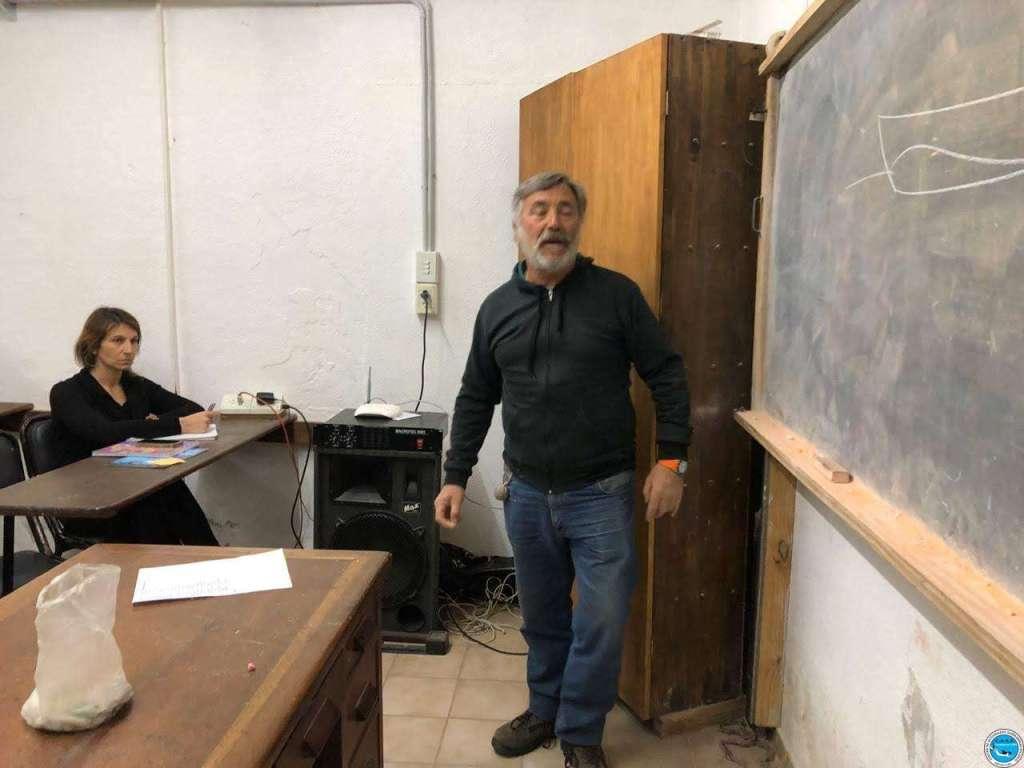 Multitudinario curso de Timonel de Yate Motor 2