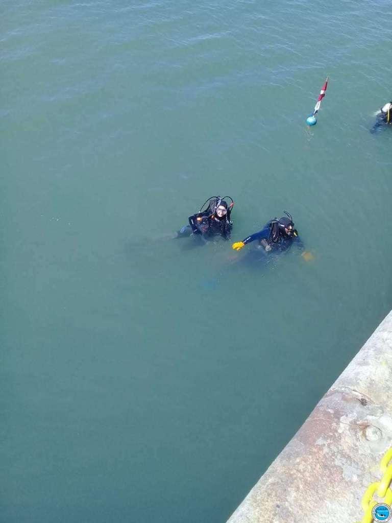 Bautismos de buceo de los Cursos Mar del Plata y Necochea 49