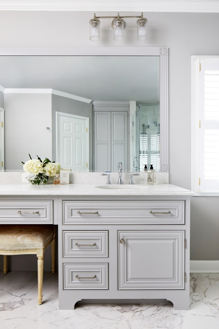 grey pull cabinets vanity with pull handles drawers