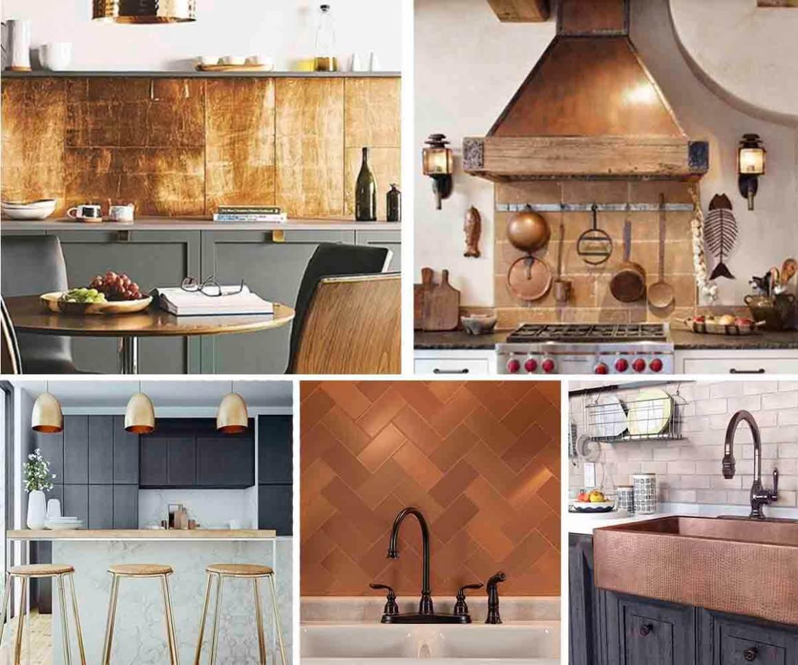 copper kitchen ideas