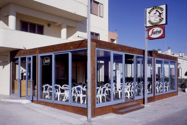 Bar in legno - 05