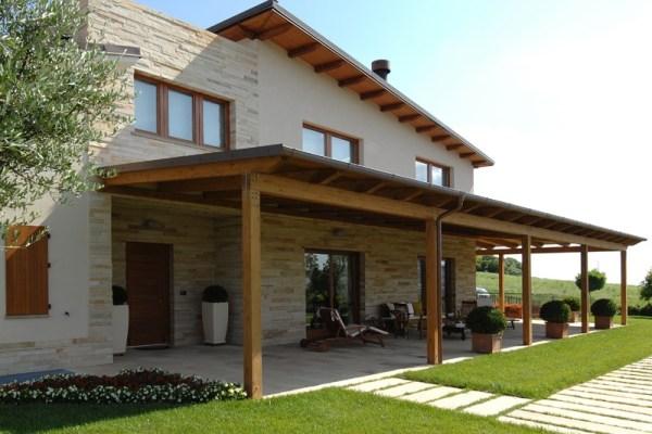 Case in legno oltre 200 mq - 05