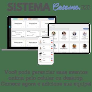 Sistema CaseMe B2B