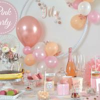 Come organizzare un party in rosa