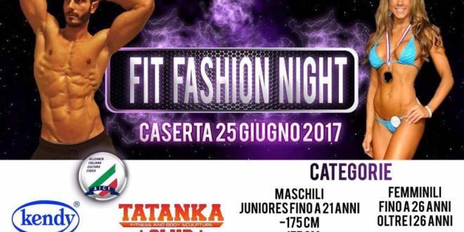 """Caserta, Alleanza Italiana Cultura Fisica Organizza: """"Fit-Fashion Night"""", una serata all'insegna della bellezza"""