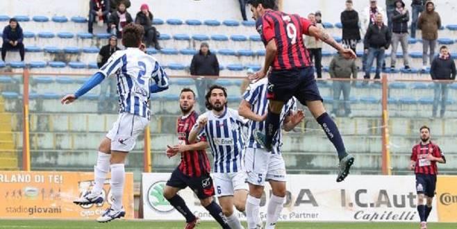 Un super Vono tarpa le ali ai Falchetti: la casertana cade in casa, l'Akragas vince 0-1