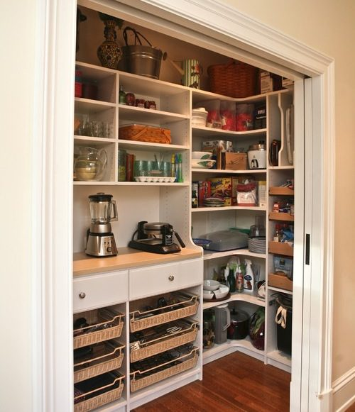 Kitchen Pantry Design Ideas Case DesignRemodeling Of