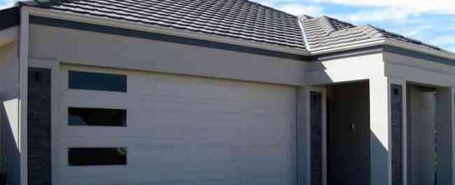 panel garage doors