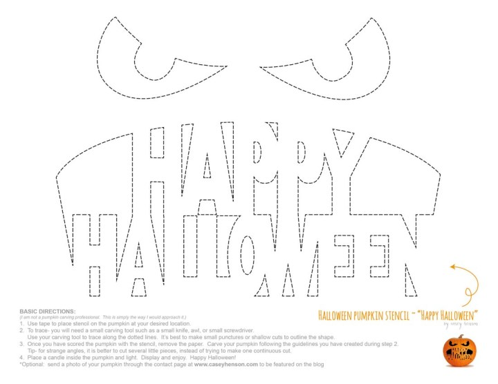 halloween stencil cheap stencils pumpkin carving
