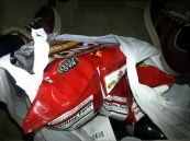 A bag of treats we picked up at a CVS pharmacy before heading onto the Las Vegas Strip!