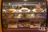 The dessert counter at the Karelia Kitchen