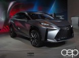 #FordNAIAS 2014 — Day 2 — Cobo Hall — North American International Auto Show — Lexus — Lexus LF-NX