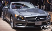 #FordNAIAS 2014 — Day 2 — Mercedes-Benz — SL-Class