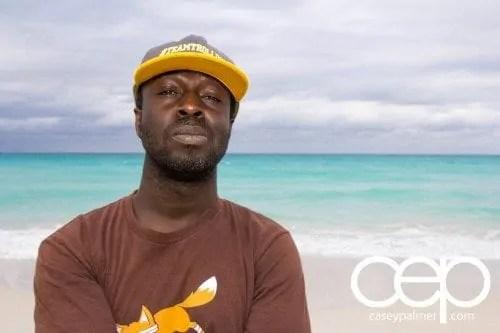 Dat Varadero Doe - Casey Mean Mugging on the Beach
