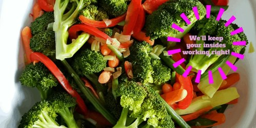 Learning Healthy Life Lessons with Subway Canada x Carl's Crew! — Healthy Veggies at Easter (Red Pepper, Broccoli, Green String Beans)