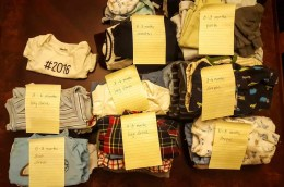 The Month That Was... November 22nd - December 26th, 2015 — Clothes for the New Baby at Casa de Palmer